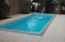 Maravilhosa piscina , medida exclusiva! 7.60 x 3.30 x 1.40