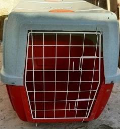 Caixa de transporte de rodinhas, para cachorro porte grande