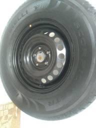 Vendo roda ranger aro 16 5furos