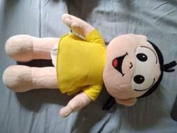 Boneco pelúcia original Magaly