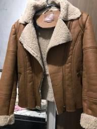 Vendo casaco da gang NOVO