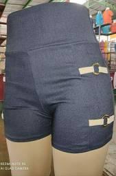 Shorts bengaline R$ 16 reais