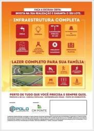 Título do anúncio: Loteamento Solaris - Conquiste Já seu Espaço !!!