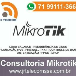 Consultoria Mikrotik