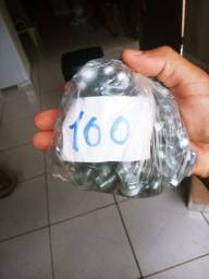 Parafusos para telha de zinco 100 unidades