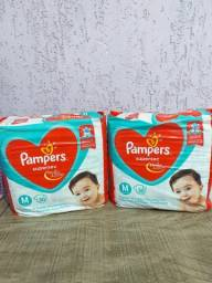 Fralda Pampers super sec