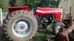 Trator Massey Ferguson 265 1990