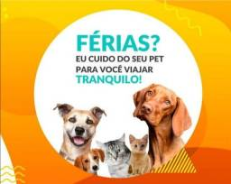 Pet Anjo confiança para cuidar do seu cachorro ou gato em casa!