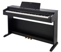 Piano Digital Casio Celviano Ap-270 Preto 88 Teclas C/ Banco