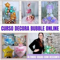 Curso online, Decora Bubbles