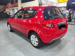 Ford ka 2012 basico vermelho