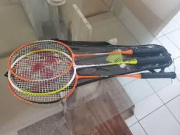 3 Raquetes de Badminton