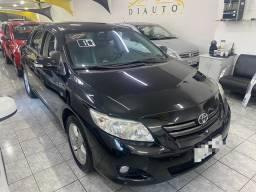 Corolla 1.8 2010 Automático (Financio com SCORE BAIXO!!)