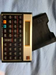 Calculadora HP c12 Gold