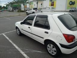 Ford Fiesta Zetec. Rocam 1.0  Gasol/GNV
