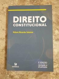 Livro Direito - Direito Constitucional - 2020