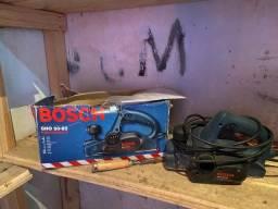 Plaina elétrica Bosch 127V
