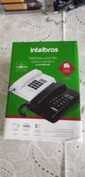 Telefone com fio - Intelbrás - Produto lacrado