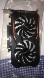 GTX 1050 2Gb Gigabyte OC edition