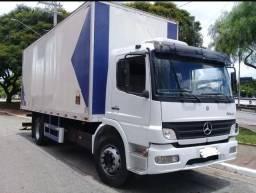 Mercedes 1418 Branco