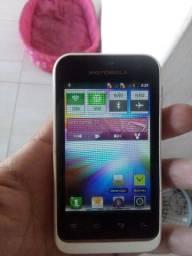 Motorola smartphone funcionando perfeitamente