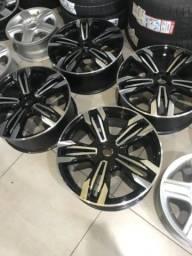 Roda aro 18 + pneus