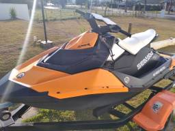 Jet ski sea doo spark ano 2014, sem detalhe!