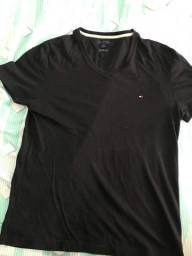 Camisa tommy preta original