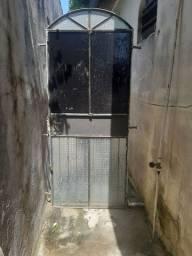 Porta e janelas de ferro