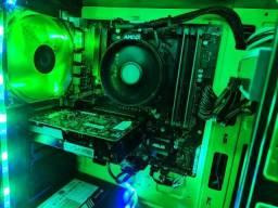 PC Gamer Custo Beneficio! SSD, GTX 1050ti e 16GB