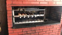 Contrato churrasqueiro q tenha experiência com restaurante com churrasqueira gril