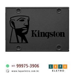 SSD 480GB Kingston -Novo - * Promoção *