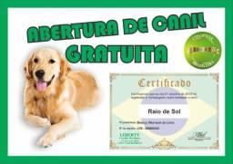 Venha fazer o pedigree do seu cão com a Liberty Cinofilia Brasileira
