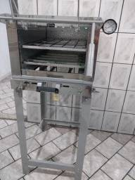 Vendo forno industrial
