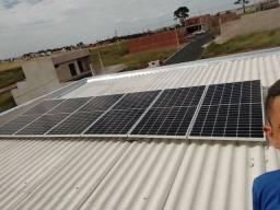 Sistema fotovoltaico weg 300 kws mês