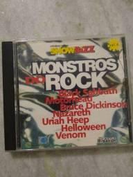 CD Vários Artistas - Monstros Do Rock Vol. 4 - Showbizz