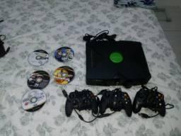 Xbox Clássico(todo funcionando)