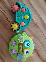Kit de brinquedos Fisher price