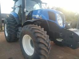 Trator NH T7-205