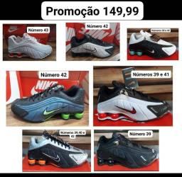 Tênis Nike shox R4 n 38 ao 43 !!