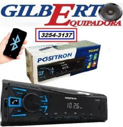 Radio Positron Sp2230bt Bluetooth Spotify