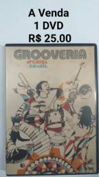 Grooveria DVD