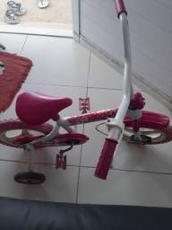 Bicicleta infantil aro 12