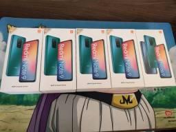 Celular Xiaomi REDMI NOTE 9 64GB 4GB RAM LACRADO várias cores disponíveis