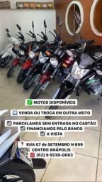 Center Moto Anápolis Vem Escolher a sua!