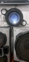 caixas de som sony Genesis