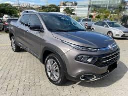 FIAT TORO VOLCANO 2.0 16v 4x4 TB Diesel Automatica 2019 Cinza