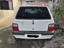 Fiat Uno Mille Fire Economy 2011 4p em estado de NOVO - 2010