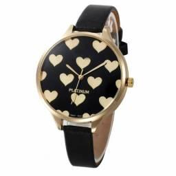 Relógio feminino em promoção