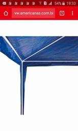 Vendo tenda demontavel 200$ semi nova usada duas veses